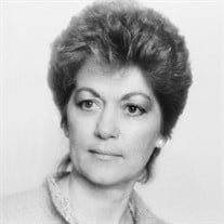 Gilberte (Jill) Marie Lanois
