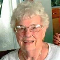Mrs. Ida Mae Fleury
