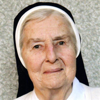 Sister Mary Xavier Linz SSND