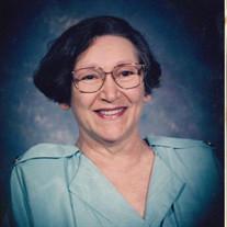 Sara Frances Nelms Hancock