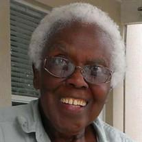 Genith Virginia Mae Douglas