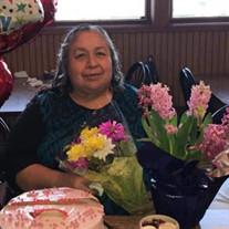 Martha G Perez Juarez