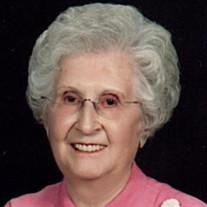 Frieda W. Brandenburg