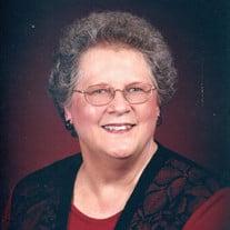 Sandra Sue Lane