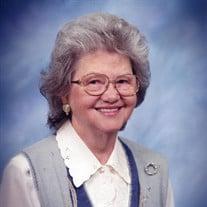 Mrs. Barbara Owens Burdette