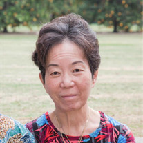 Beatrice Kyung Hee (Park) Okamoto