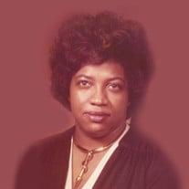 Mrs. Sandra Jean March