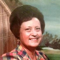 Mary Emma Tidwell
