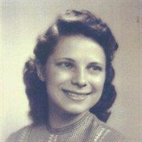 Mary Cecil Holbrook (Bolivar)