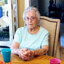 Mrs. Della Mae Matheson Reid