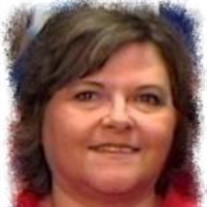 "Mrs. Judith ""Judy"" Elaine Barnes Simpson"