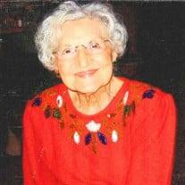 Mildred J Vecera