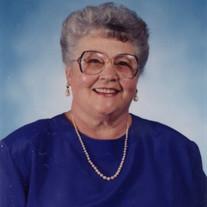 "Catherine ""Kay"" Mary Scherven"