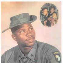 """Carl """"Sonny J"""" M. Johnson Sr."""