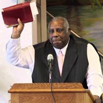 Pastor Earl Truss