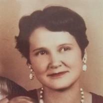 Mrs. Margaret Allene Davis