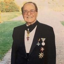 George L Podlusky M.D.