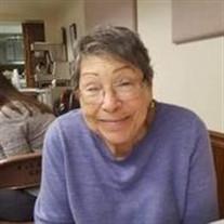 Judy Irene Shanks