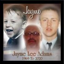 Jayme Lee Adams