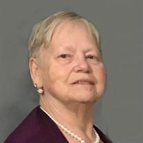 Patricia Sue Clapper