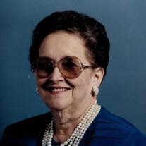 Mrs. Cerita F. LeBlanc