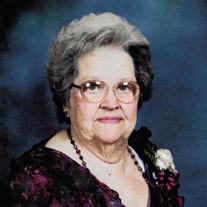 Mary Frances Blackburn