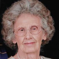 Mrs. Georgia Rue Musgrave