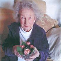 Mary Goen Hammond