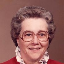 Alma Lena Allen