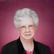 Gladys Lucille Nau
