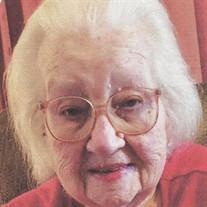 Marjorie Helen Glenn