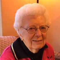 Althea Marian Bartlett