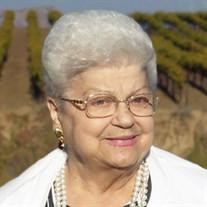 Pauline Mary Burke