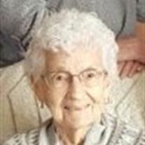 Marjorie Ann Agrey