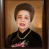 Mrs. Lien Kim Le