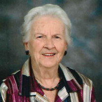 Marjorie Alice Marshall