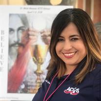 Claudia Isabel Del Hierro Gomez