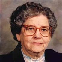 Mamie Rachel Rennick