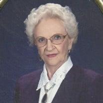 Anna Mae Durham Huckabee