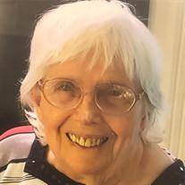 Evelyn Faye Hartline