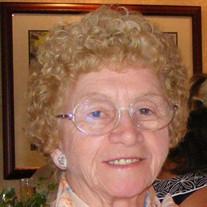 """Mrs. Evelyn Lucille """"Lou"""" Hurst"""
