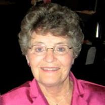 Mrs. Dorine Johanna Doebler