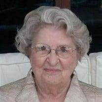 Mrs. Marion Alease Cloer Cline