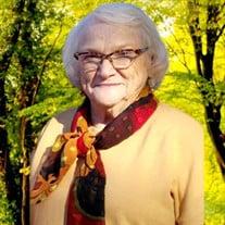 Jackie Burge Huckaba