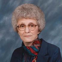Mrs Iva Jean Carswell