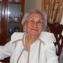 Olga V. Pluvion de Villalobos