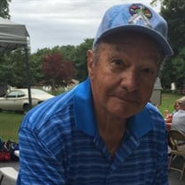 "Herbert A. ""Father of Eagles"" Pierce Sr."