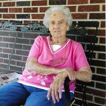 Mrs. Polly Martin Casey