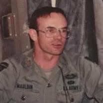 MAJ Jerry Vernon Mauldin US Army (Ret.)