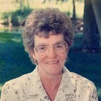 "Sarah ""Sally"" Estelle Harris Williams"